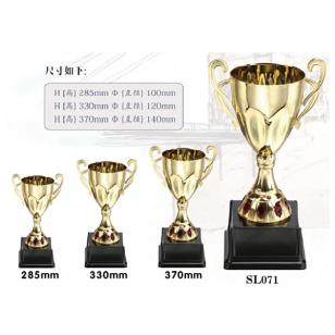 SL071 優質金屬獎盃