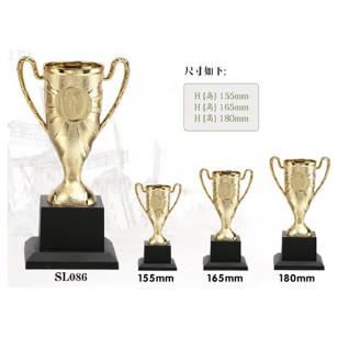 SL086 優質樹脂獎盃