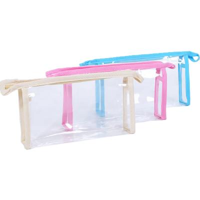 PVC透明拉鍊袋